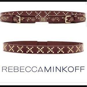 Rebecca Minkoff Leather belt